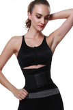 Black Fitness Belt - waistshaper