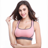 One Piece Pink Sports Bra - waistshaper