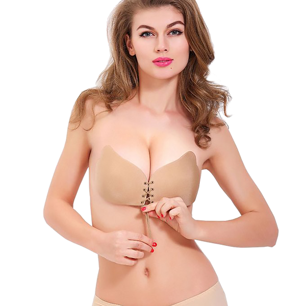 Nude Push Up Bra