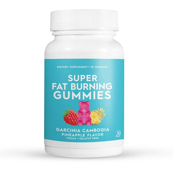 Super Fat Burning Gummies - waistshaper