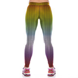 Ultra Modern Digital Printed Women Leggings Yoga Pants - waistshaper