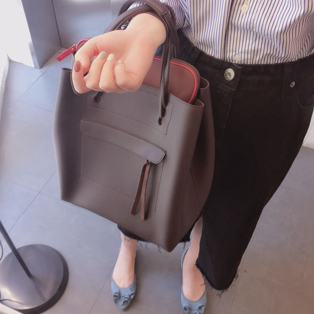 Bucket square bag/ BG8031