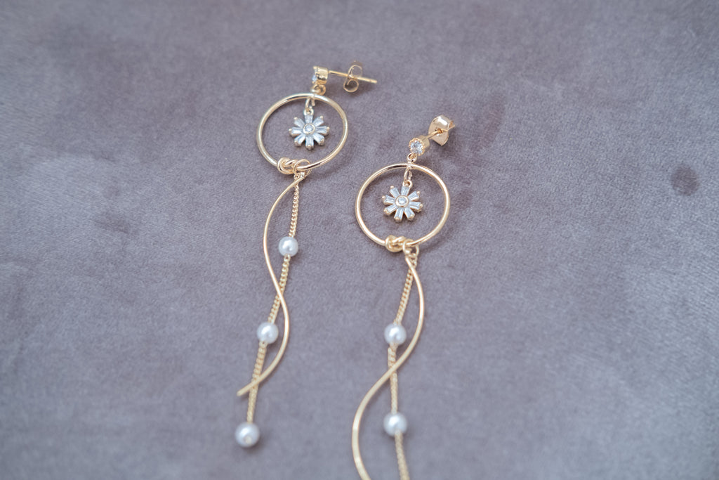 Goddess, Earrings/ ER8247