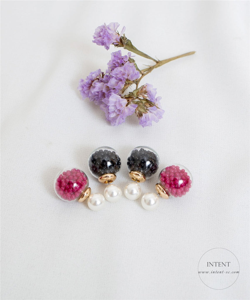 Pearl Candy Stud Earrings / ER8074