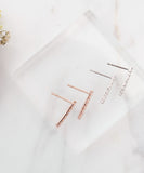 Crystal Bar Earrings/ ER8123