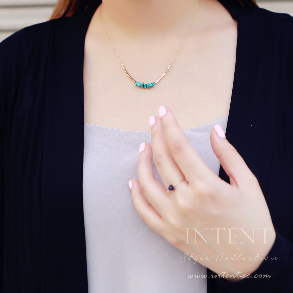 Celestial Stone Necklace / NL8065