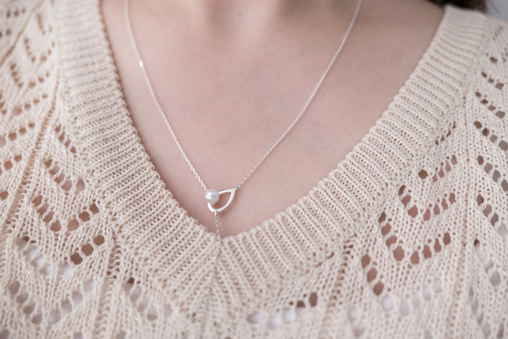 Pearl Drop, Necklace/ NL8117