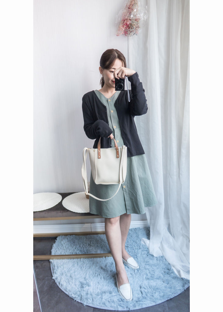 Leather touch, Tote Bag/ BG8056