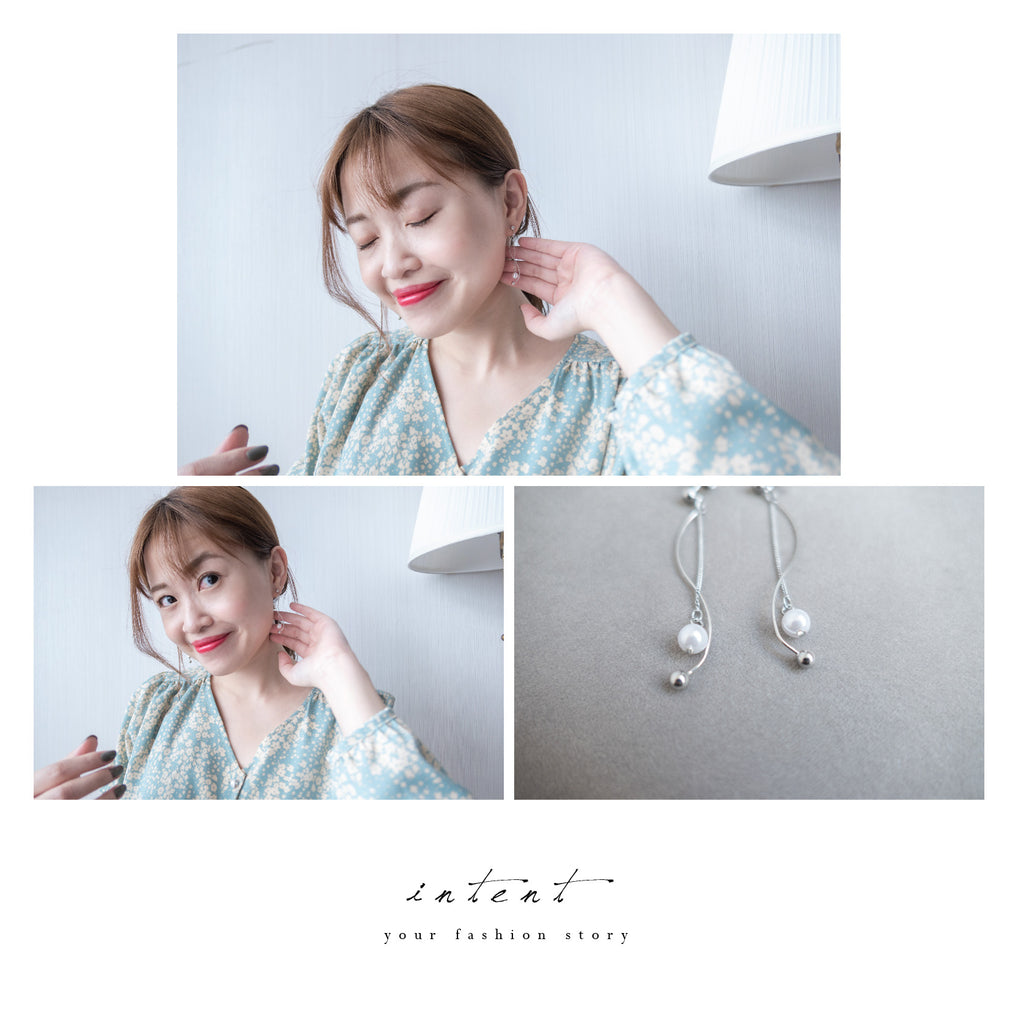 Swing Pearl, Earrings/ ER8283