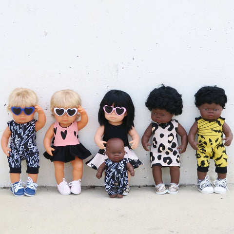 mini land doll clothing