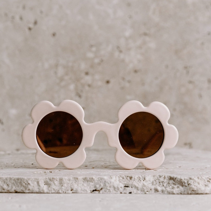 Daisy Kids Sunglasses - Vanilla