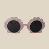 Daisy Kids Sunglasses - Dusty Blue