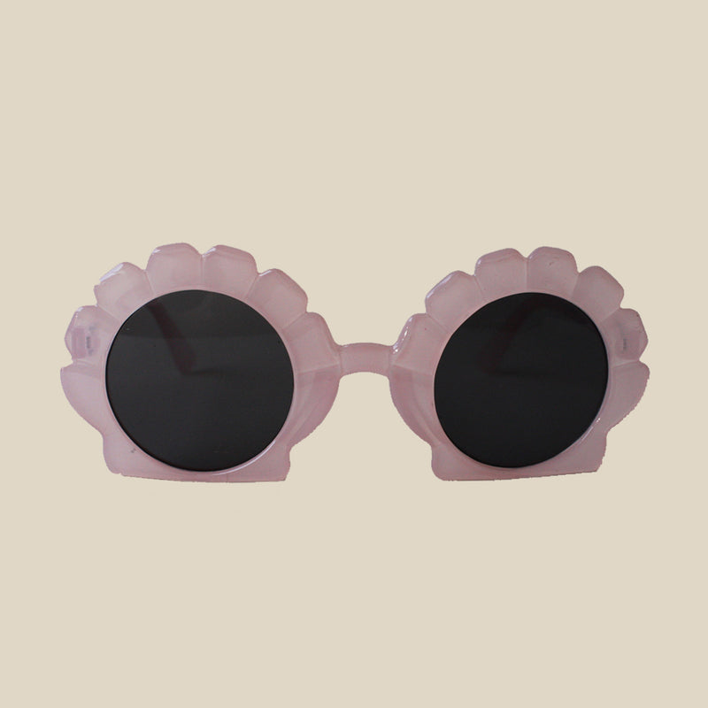 Shell Sunglasses - Fairy floss