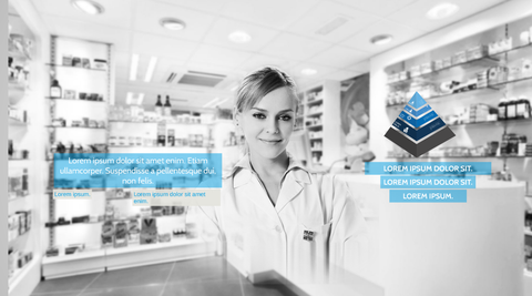 Pharmacy Prezi template