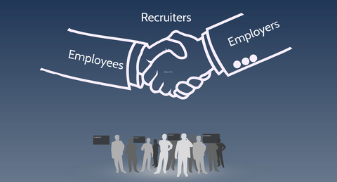 Recruitment Prezi template, HR presentation