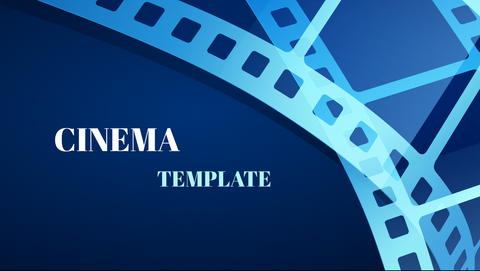 Cinema template