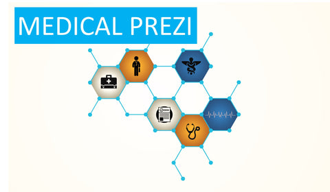 Pharmaceutic prezi template for medical presentation