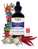 KROPLE TODA 60 ml/2 oz - HEARTofGOLD Formula by TODA™