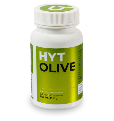 HYTOLIVE - Dry fruit extract from Olea Europaea olive fruit