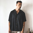 HAWAII SHIRT | black wash