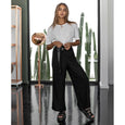 AVERY LONG PANTS | black