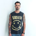 NIRVANA MUSCLE | black wash