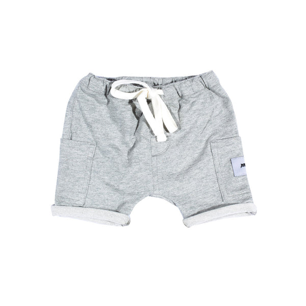 TERRI SHORTS | grey