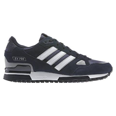 adidas ZX 750 Trainers New Navy/Dark Navy/White