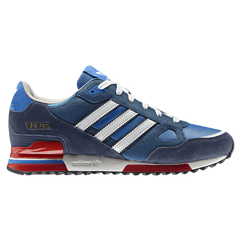 adidas ZX 750 Bluebird/Red/White