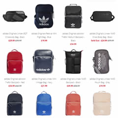 Latest adidas Bag's Arrival