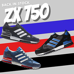 adidas ZX 750 Men's Trainers