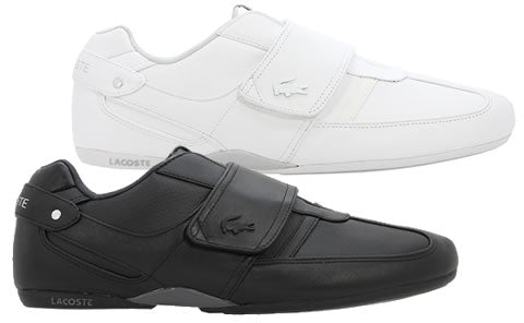 Lacoste Protected Leather Trainers