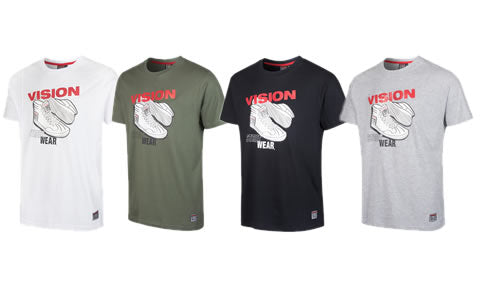Vision Streetwears Men's Shirts now available