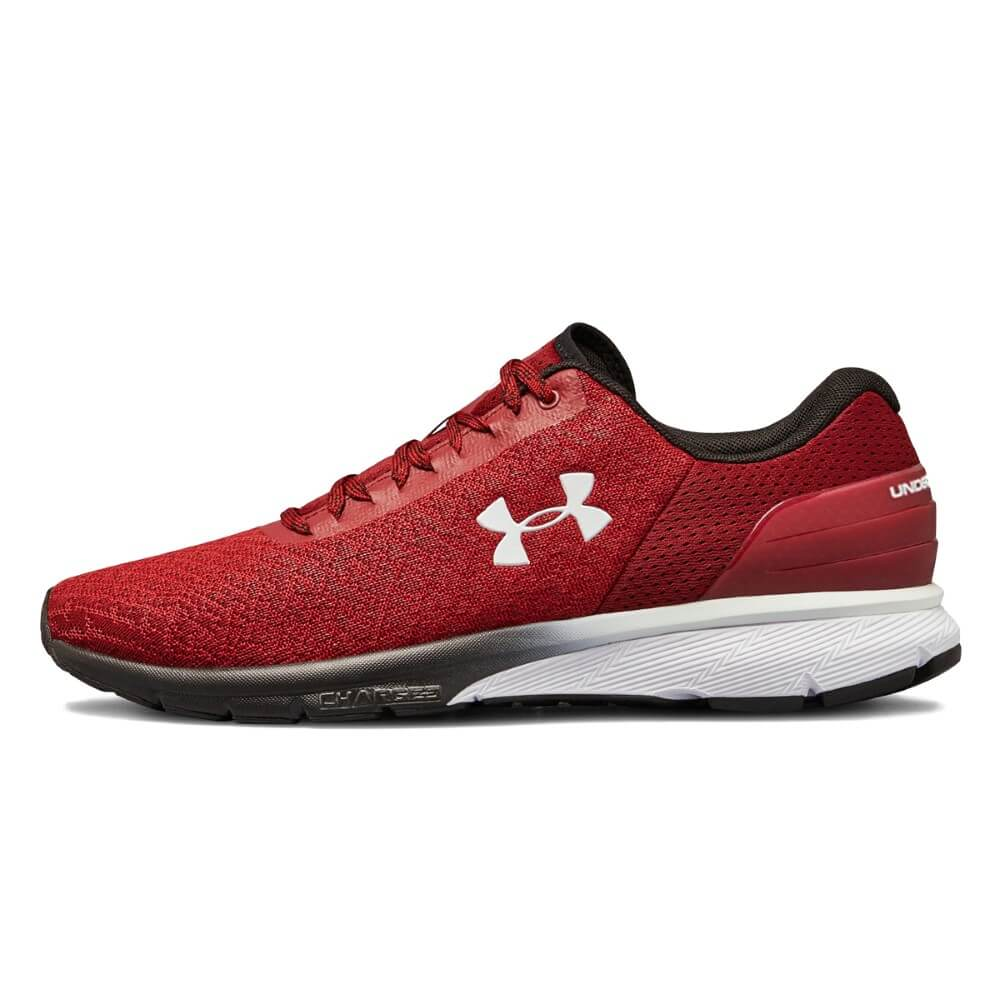purchase cheap c19ed 0ffee Under Armour Men's Charged Escape 2 Trainers - Red/Black