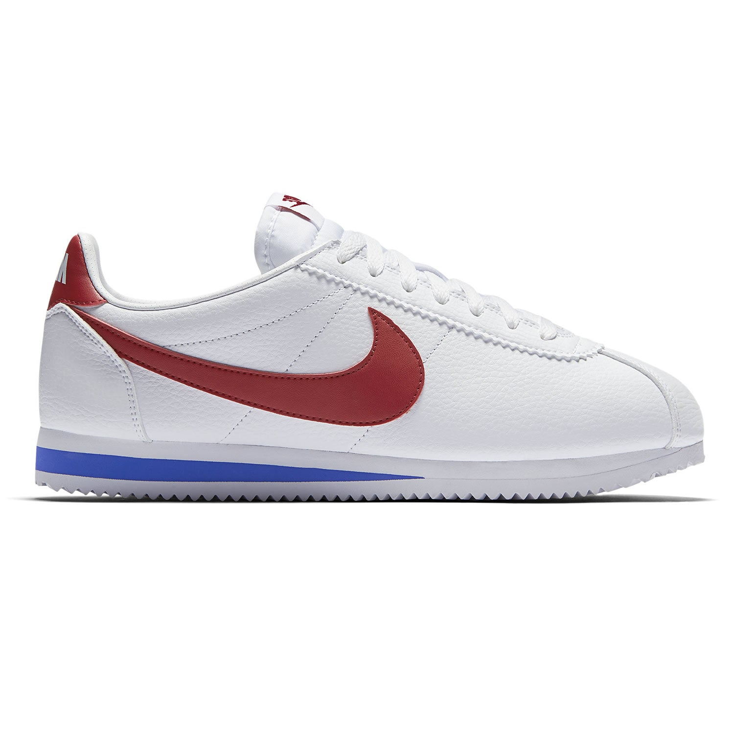 lowest discount factory authentic innovative design Nike Men's Cortez Classic Leather Trainers - White
