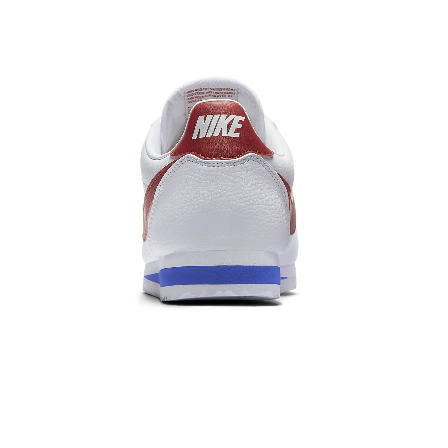 buy online 548bc 799b5 Nike Men's Cortez Classic Leather Trainers - White