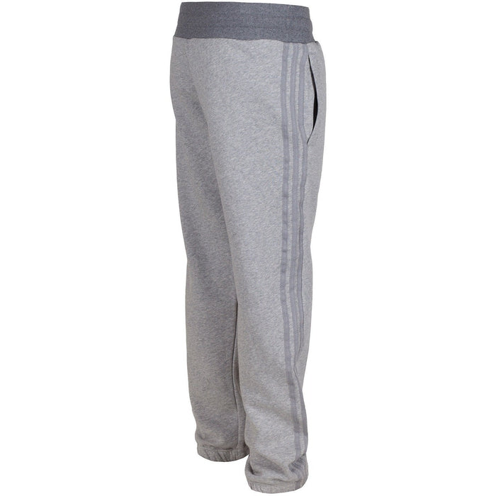 8507c8a36cd7 adidas Originals Trefoil Fleece Tracksuit - Grey - Trade Sports