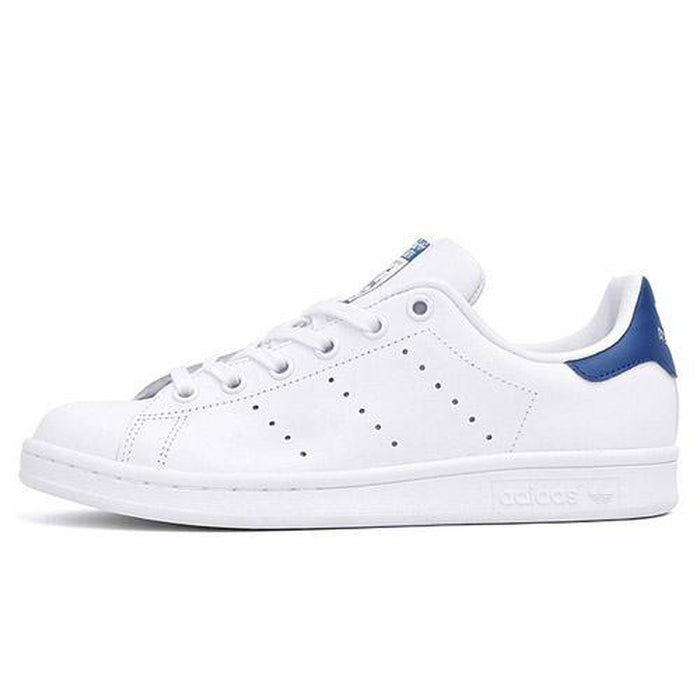 pretty nice 3f80c ba374 adidas Originals Stan Smith Junior Trainers - WhiteBlue - Trade Sports.
