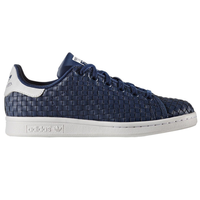d8f6408d48d4 ... adidas Originals Junior Stan Smith - Blue - front BB0204 ...