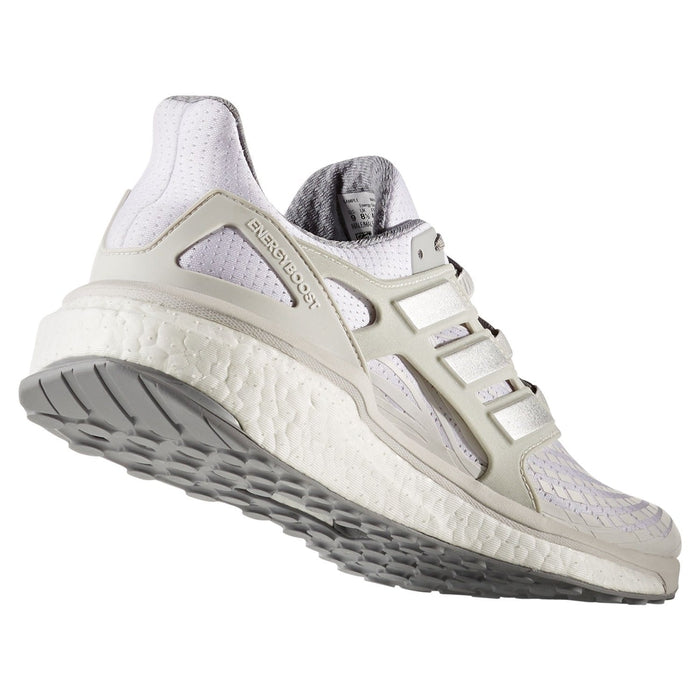 d8abbd4ce4df4 adidas Men s Energy Boost Running Trainers - White - Trade Sports
