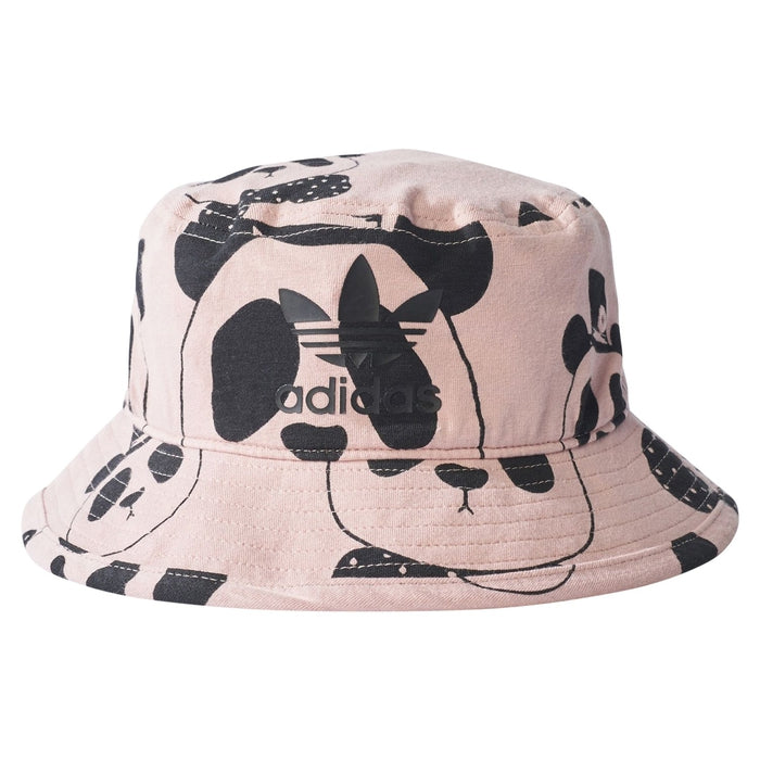 6176241180e ... Trefoil  adidas Originals Mini Rodini Bucket Hat - Pink View 2 ...