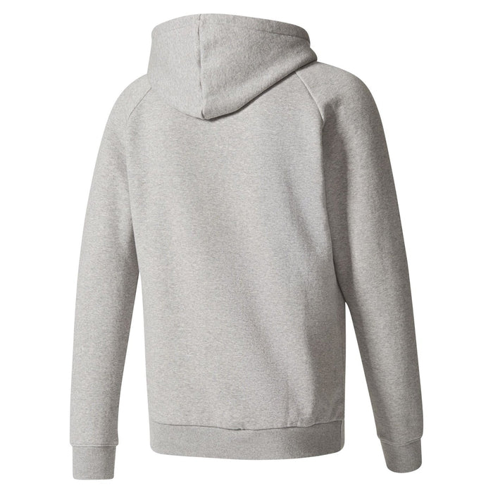 adidas Originals Men s Trefoil Hoodie - Grey BR4164 - Trade Sports e86083602