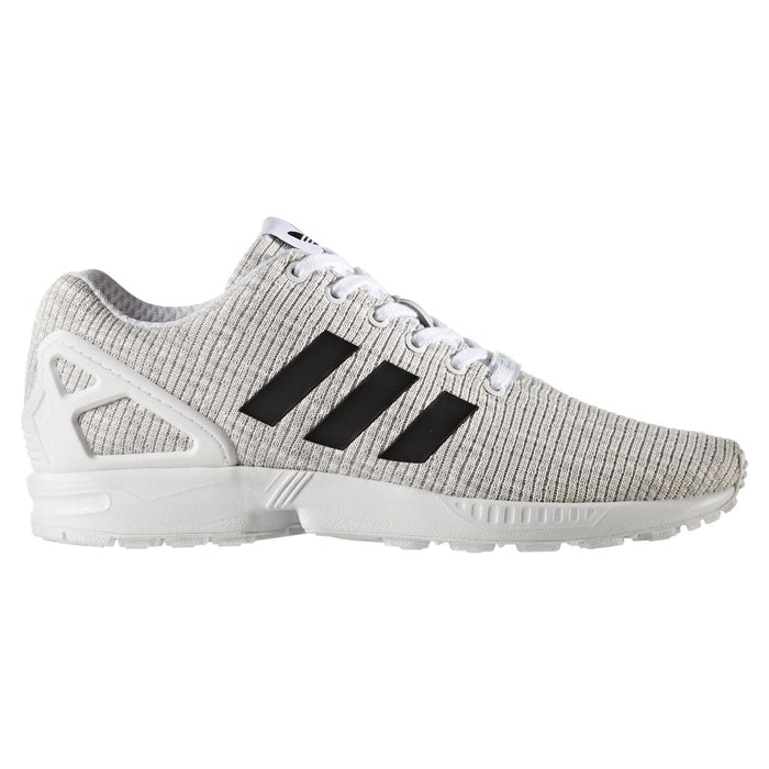 2d9ae5659 adidas Originals Men s ZX Flux - White BY9413 - Trade Sports
