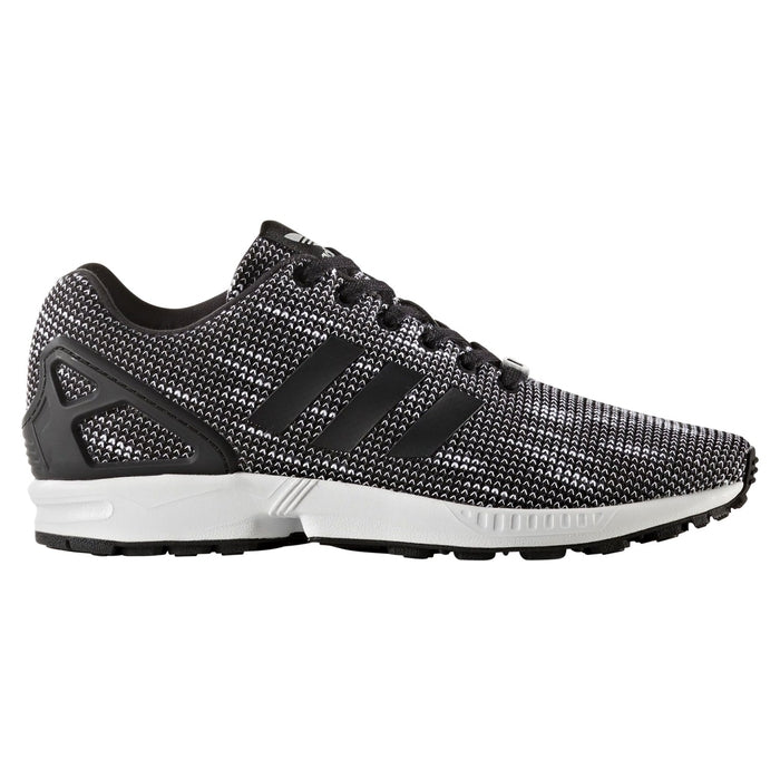 a075c1042 adidas Originals Men s ZX Flux Trainers - Black - Trade Sports