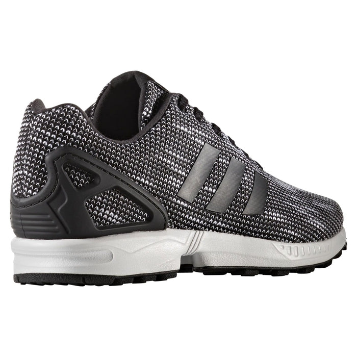 7e4bc6b71 adidas Originals Men s ZX Flux Trainers - Black - Trade Sports