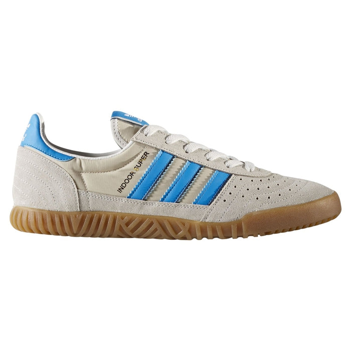 dc379133d96f47 adidas Originals Men s Indoor Super Trainers - Beige - Trade Sports