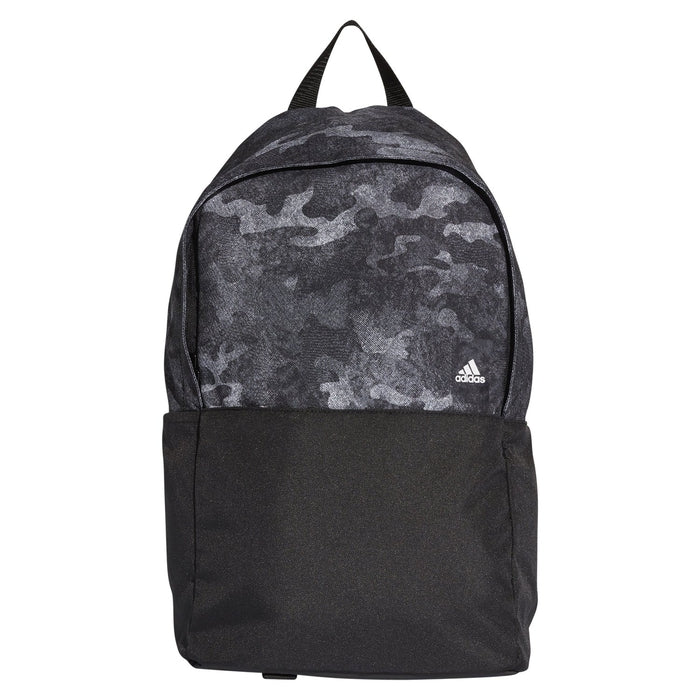 41f4d71e64fe adidas Essentials Classic Sports Backpack - Black Front ...