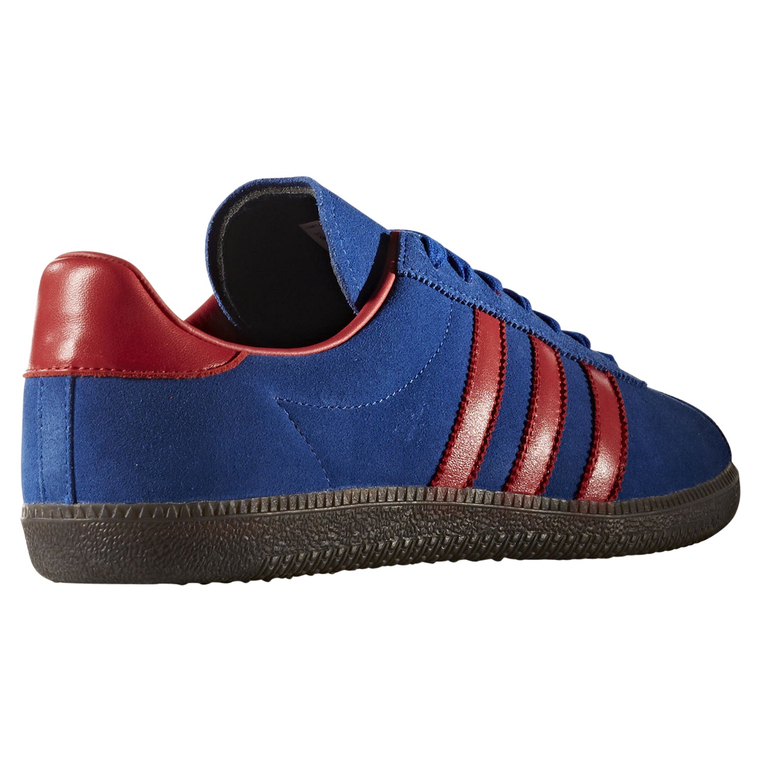 best cheap b85b4 fba9a tradesports.co.uk adidas Originals Men s Spiritus SPZL Trainers - Blue ...