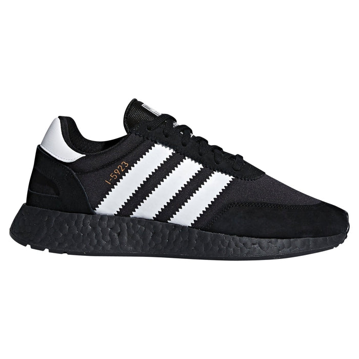 55a391ae6bc5 ... adidas Originals Men s Iniki Boost I-5923 Trainers - Black Main ...
