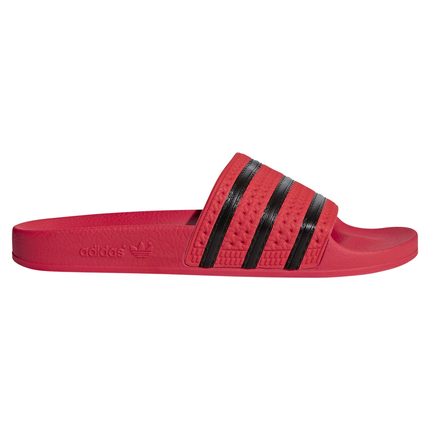 2fc2e7055 ... Top Image · tradesports.co.uk adidas Adilette Slides Red - Main Image  ...